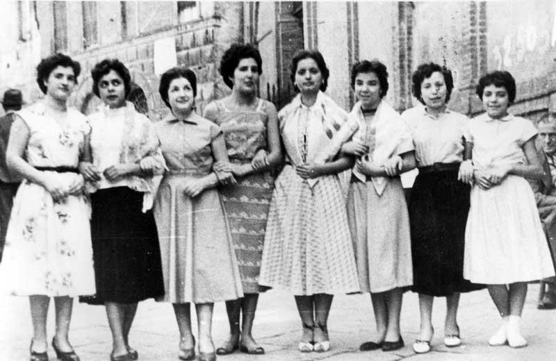 Le donne italiane